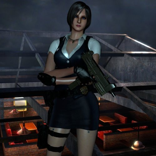 Ada - Agent  of S.T.A.R.S.
