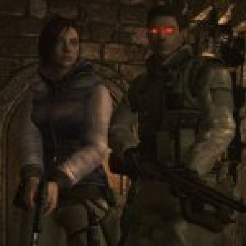 Jill Valentine & Chris Redfield Winter (TUC)