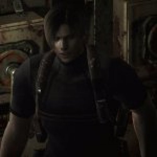 Leon Scott Kennedy in T-shirt (v.2.2) RE4