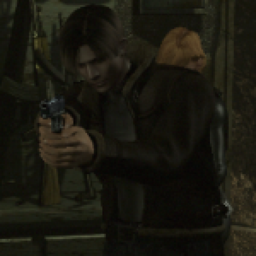 Leon Kennedy in Jacket (RE4)