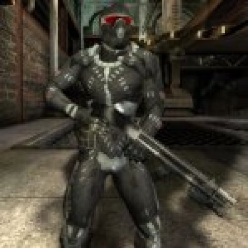 Crysis Nanosuit Model