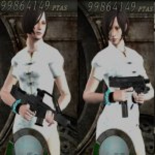 Ada Omake from RE6