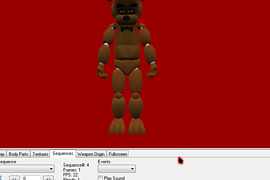Five Nights At Freddys NPC Pack