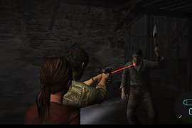 The Last Of Us - Total RE 4 Mod